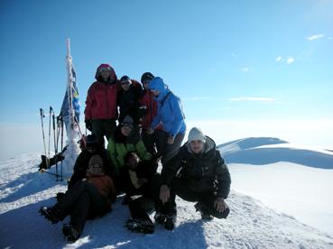 Mount Ararat summit